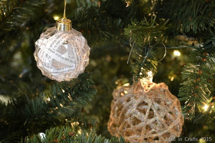 Bible Verse Ornaments