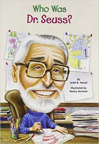 Dr. Seuss Who Was.. book