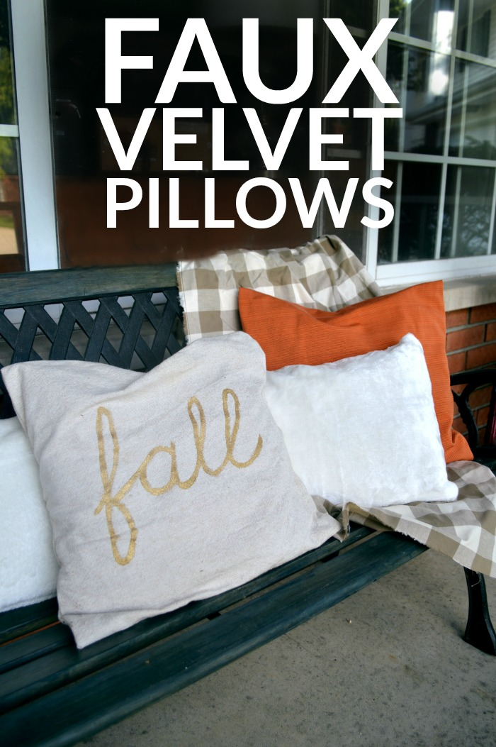 faux-velvet-pillows-from-dollar-store-towels