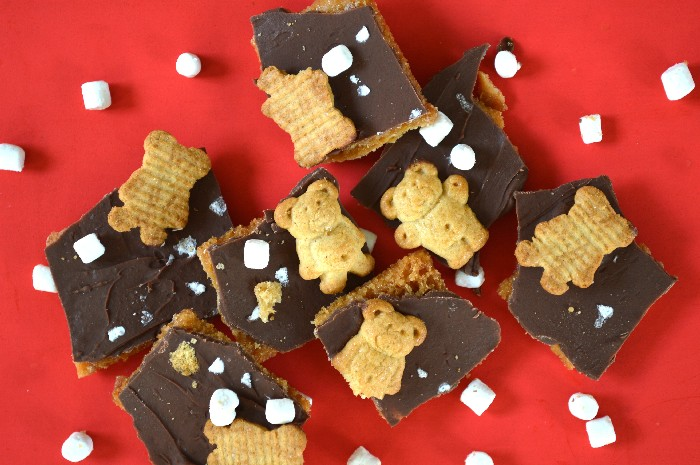 S'MORES CRACK CANDY