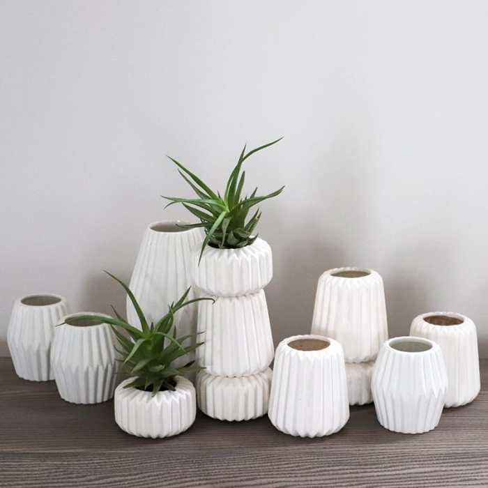 Smulkios keramikinės vazelės nuoma