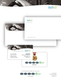 Letterhead, Business Cards & Stationary