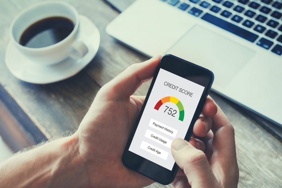 Credit Score - photo licensed by Adobe Stock