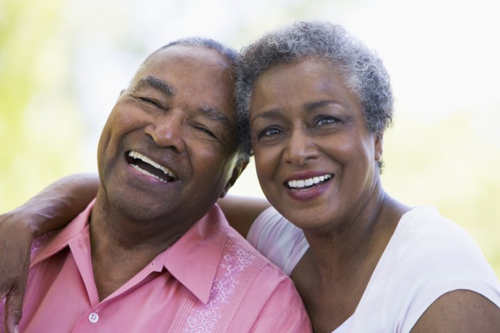 Image result for picture of an elderly black couple
