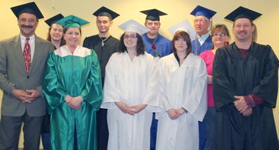 GED grads 2014