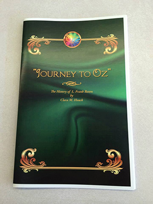 Journey to Oz book