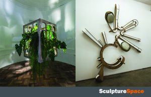 Pictured from left are pieces by Marines Agurto and Rodrigo Sassi.