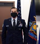 Morrisville National Guard soldier receives new rank, new responsibilities
