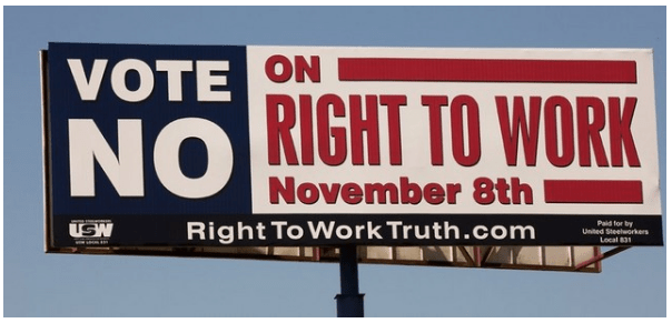 Protect Our Constitution. Vote NO on 1 this November.
