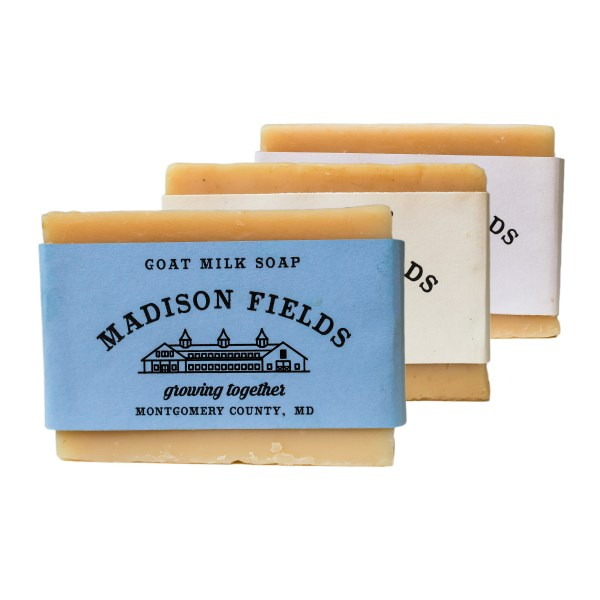 A Day at the Farm, Goat Milk Soap Variety Pack by Madison Fields