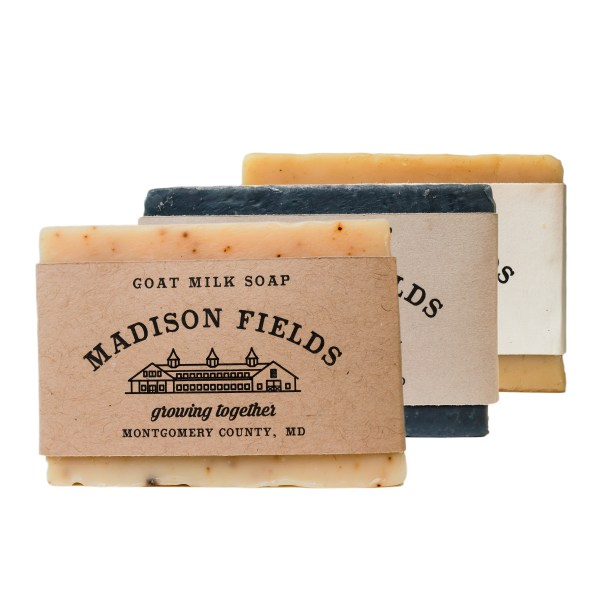 Shay's Favs, Goat Milk Soap Variety Pack by Madison Fields