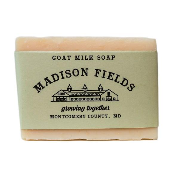 Spearmint Goat Milk Soap by Madison Fields