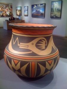 Gallery Artist Pot