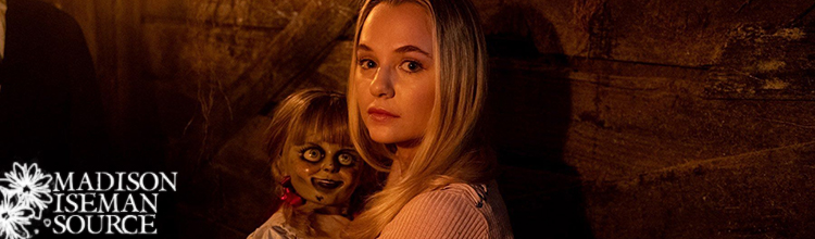 Annabelle Comes Home/Video Archive