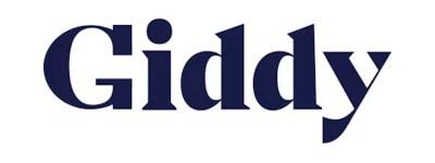Giddy logo