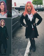 Me as tonks.