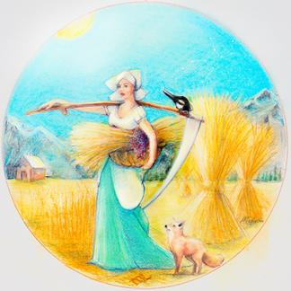 Zodiac Woman Virgo
