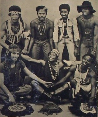 The Funkees . The Funkees of Aba. Nigerian Afro-Funk Musicians