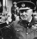 Churchill . Sir Winston Churchill