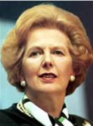 Thatcher . Margaret Thatcher, Iron Lady