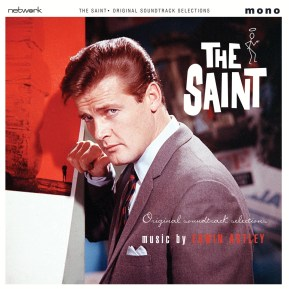 Roger Moore in The Saint