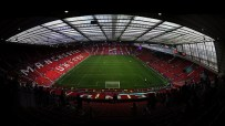 Man U . Old Trafford interior