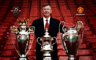 Man U . Sir Alex 2