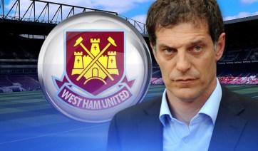 Slaven Bilić . West Ham manager