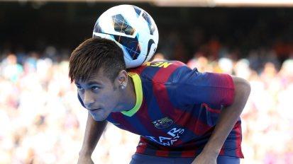 Neymar . 4