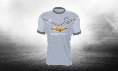 United . 2017.2018 third kit