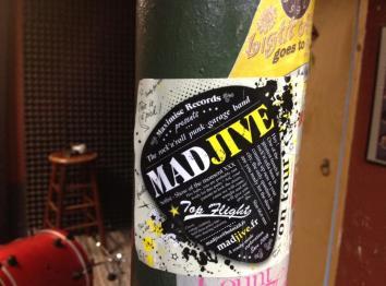 Sticker Madjive - Pick