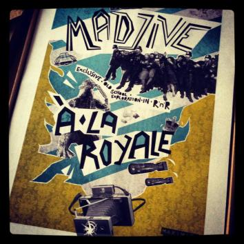 Poster Madjive - limited edition - AVG Poster