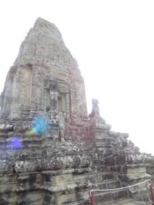 Banteay Prei Temple in Angkor Cambodia