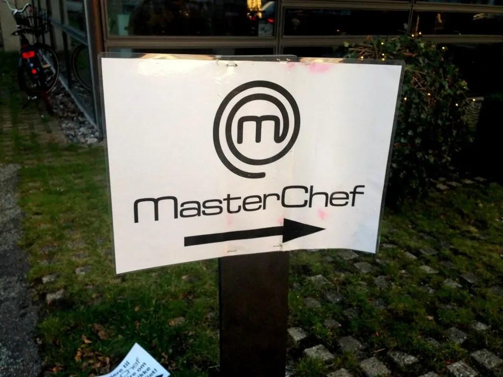 På besøg i MasterChef køkkenet