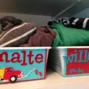 Kurve til børnetøj
