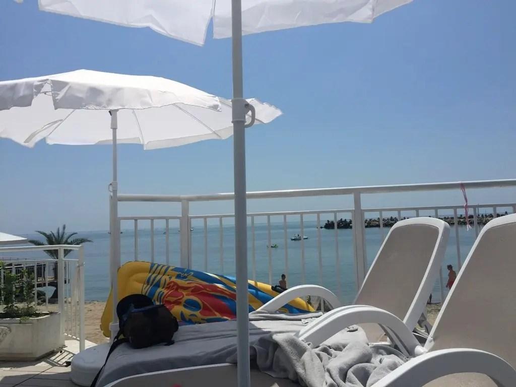 White Lagoon Beach - Bulgarien 1. del
