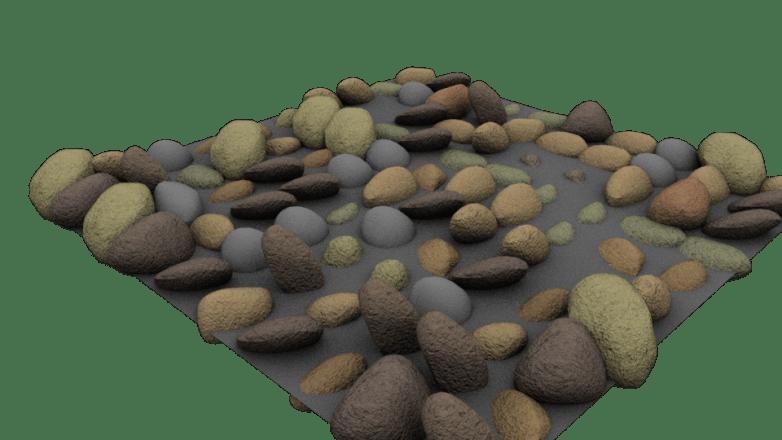 stonesTextured