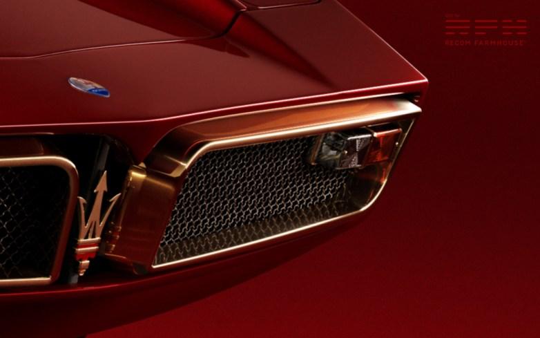 Maserati Bora CGI (crop)