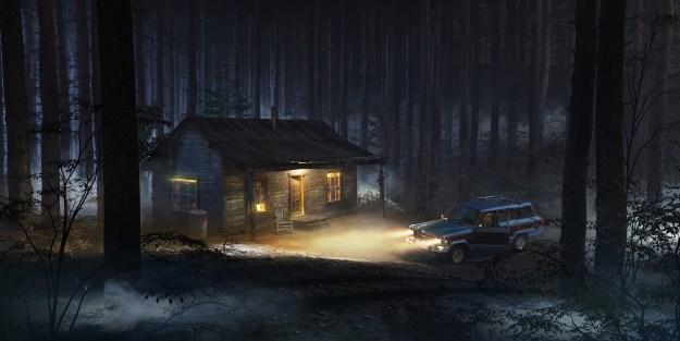 Recom Fearhouse - Cabin CGI 6
