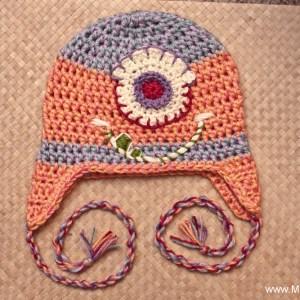 My First Critter Hats-Crochet