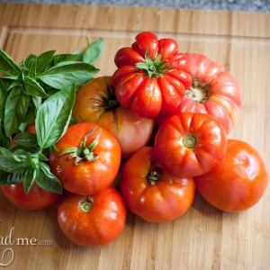 For the Love of Tomatoes