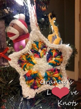 Crochet Star