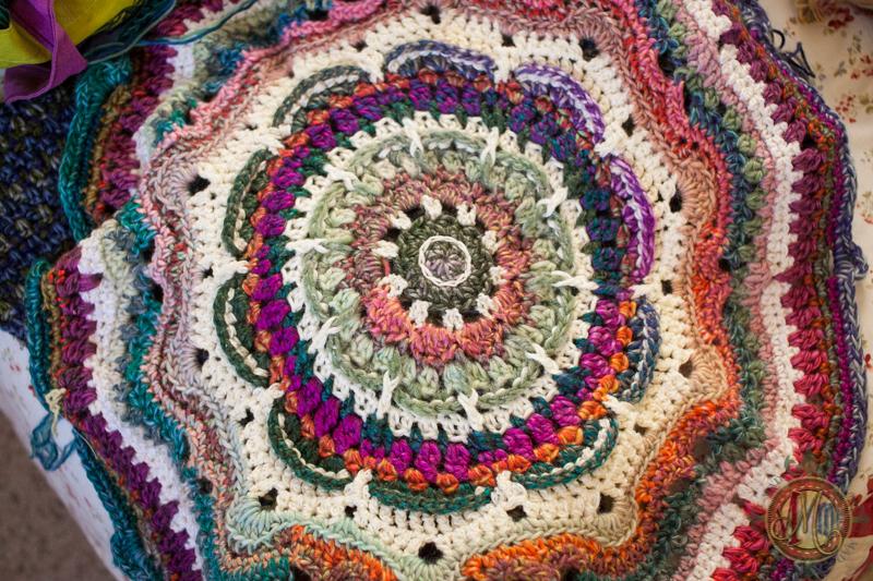 Crochet Christmas Bohemian Style