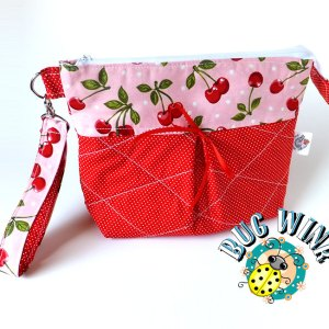 Cherry Pie Purse/Pouch