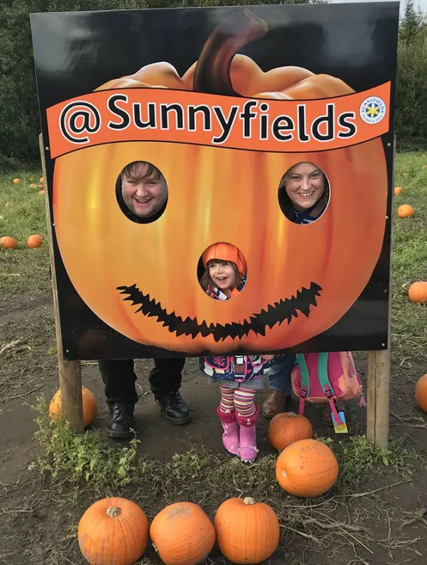 Sunnyfields Pumpkin Picking Festival