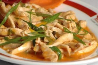 Orange-lemon chicken