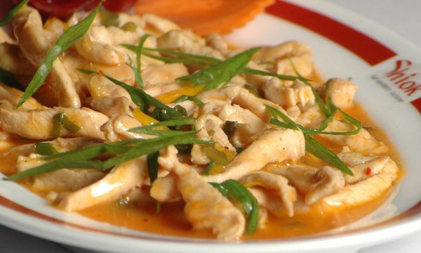 Orange-lemon chicken