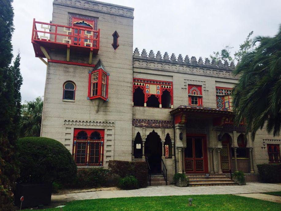 Villa Zorayda - St. Augustine