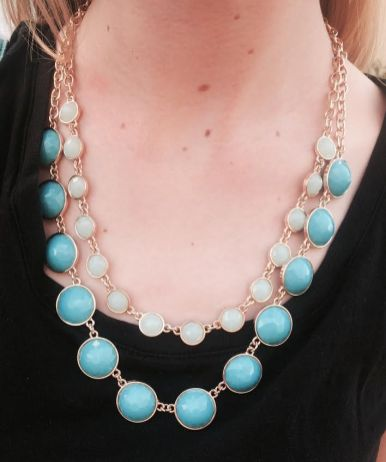 Necklace: Charming Charlie