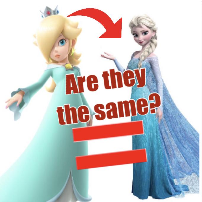 Super Mario Bros Princesses Resembles Many Iconic Disney Princesses 2019 Mad Meaning